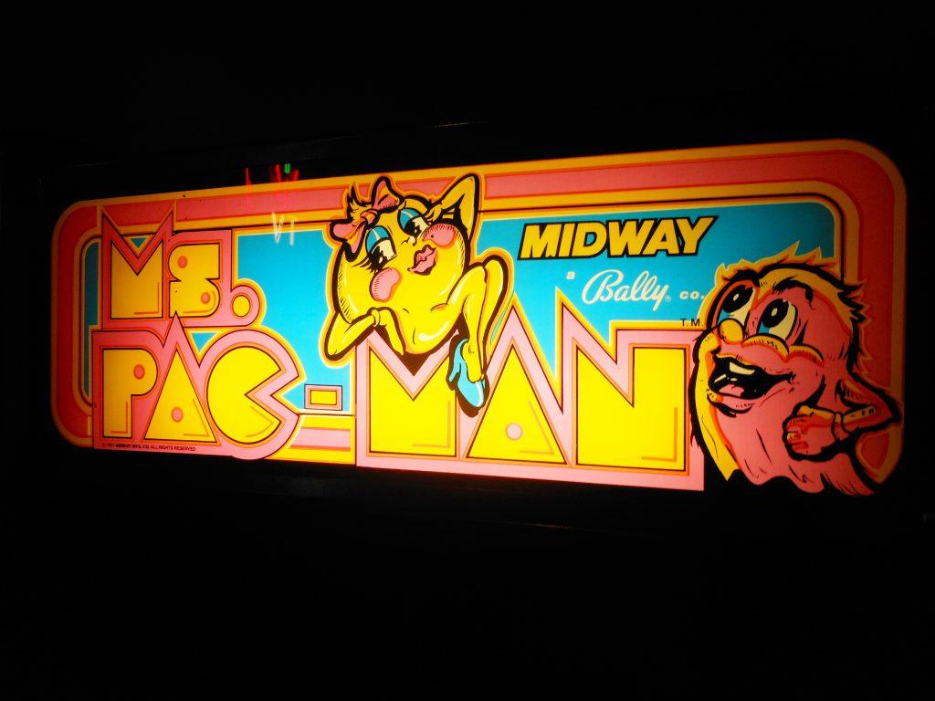 Ms Pac-Man (CC)