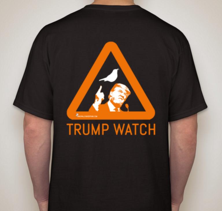 Trump Watch T-Shirt