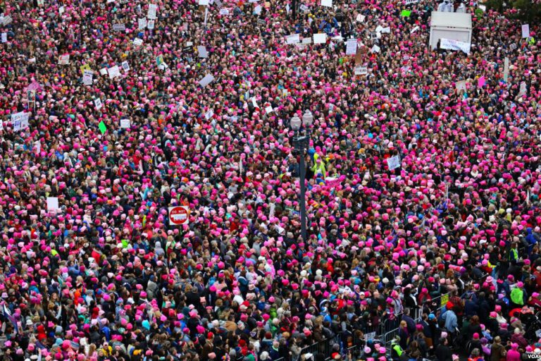 The Woman's March
