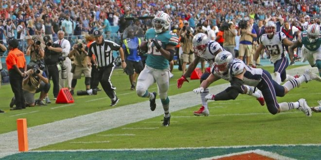 Kenyan Drake & the Miami Miracle